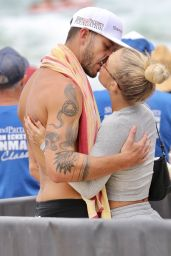 Tammy Hembrow at Shannon Eckstein Ironman Classic  02/20/2021