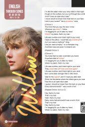 Taylor Swift - Ivy League Enjoy English February 2021
