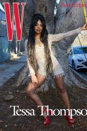 Tessa Thompson - W Magazine Best Performances Issue 2021