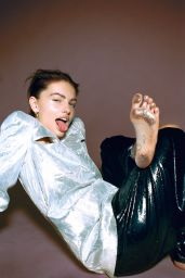 Thylane Blondeau - Photoshoot for Narcisse Magazine January 2021