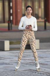 Vanessa Bauer - Roller Skates in Manchester 02/26/2021