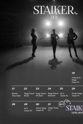 """3YE - """"Stalker"""" Teaser Photos (2021)"""