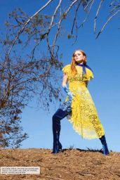 Abigail Cowen - Bust Magazine Spring Edition 2021