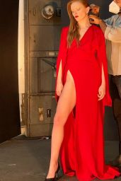 Abigail Cowen Live Stream Video and Photos 03/10/2021