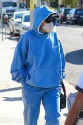 Addison Rae in Comfy Outfit - Los Angeles 03/02/2021