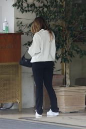 Addison Rae - Leaving Sunset Towers in West Hollywood 03/25/2021