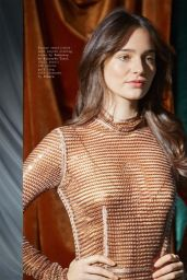 Aisling Franciosi - Photoshoot for Visual Tales Magazine March 2021