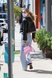 Alexis Ren Street Style - Los Angeles 03/16/2021