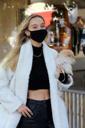 Alexis Ren Street Style - West Hollywood 03/11/2021