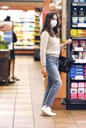 Alison Brie - Grocery Shopping in LA 03/26/2021
