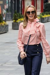 Amanda Holden - Out in London 03/08/2021