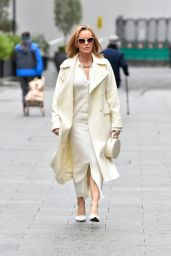 Amanda Holden - Out in London 03/18/2021