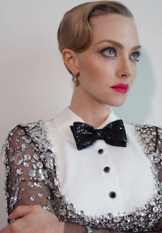 Amanda Seyfried - Critics Choice Awards 2021 Portraits