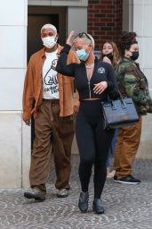 Amber Rose - Jewelry Shopping in Beverly Hills 03/04/2021