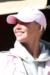 Amber Rose - La Scala in Beverly Hills 03/11/2021
