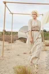 Amber Valletta – Vogue Magazine UK April 2021 Issue