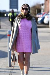 "Amy Childs - ""The Only Way is Essex"" TV Show Filming 03/09/2021"