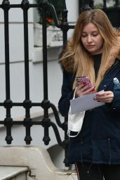 Amy Hart - Out in London 03/18/2021