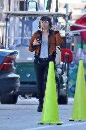 "Ana de Armas and Ryan Gosling - ""The Gray Man"" Set in LA 03/24/2021"