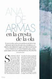 Ana De Armas - ELLE Spain April 2021 Issue