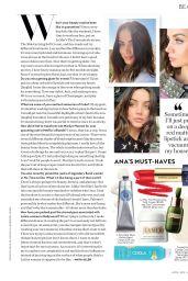 Ana De Armas - InStyle USA April 2021 Issue