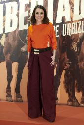 """Andrea Levy – """"Libertad"""" TV Show Premiere in Madrid"""