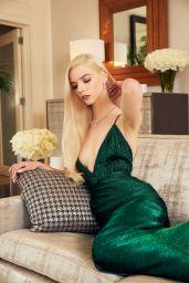 Anya Taylor-Joy - 2021 Golden Globes Portraits (more photos)