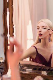 Anya Taylor-Joy – Critics Choice Awards 2021 Portraits