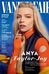 Anya Taylor-Joy - Vanity Fair April 2021