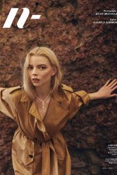 Anya Taylor-Joy - Vanity Fair April 2021 Issue