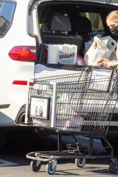Ashlee Simpson - Grocery Shopping in Encino 03/09/2021