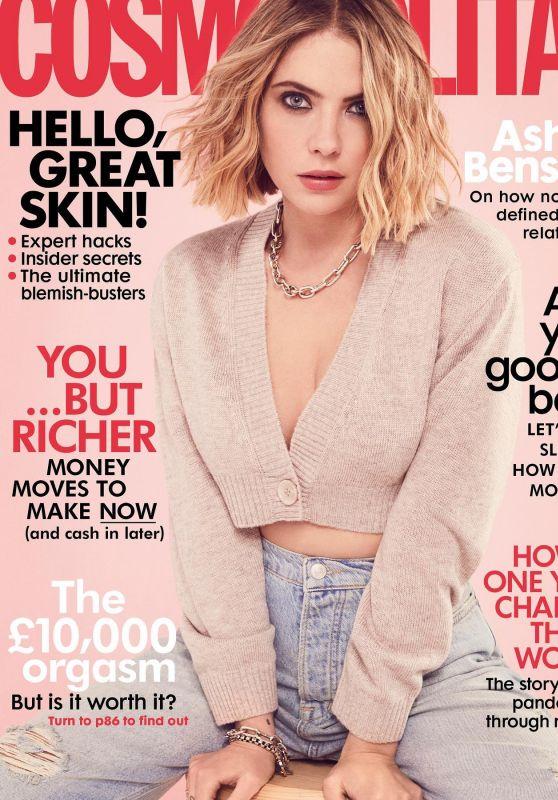 Ashley Benson - Cosmopolitan Magazine UK April 2021 Cover