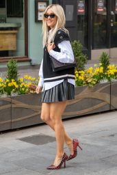 Ashley Roberts - Departing Heart FM Show in London 03/22/2021
