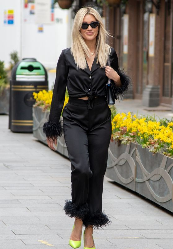Ashley Roberts is Stylish - London 03/15/2021