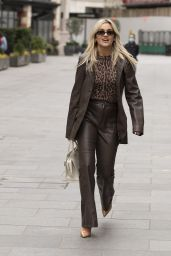 Ashley Roberts - Out in London 03/05/2021