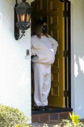 Ashley Tisdale - Outside Her Home in Los Feliz 03/09/2021