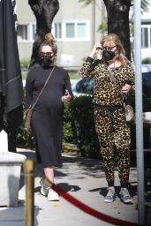 Ashley Tisdale With Her Mom - LA 03/06/2021