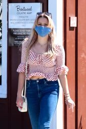 Ava Phillippe - Brentwood Country Mart 03/20/2021