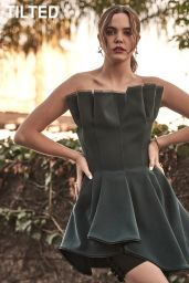Bailee Madison - Photoshoot for Tilted Style March 2021