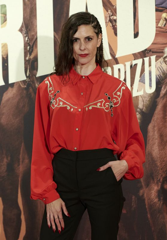 "Barbara Santa Cruz – ""Libertad"" TV Show Premiere in Madrid"