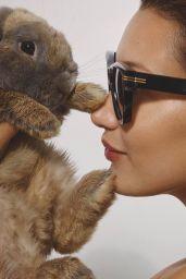 Bella Hadid - Marc Jacobs Eyewear March 2021