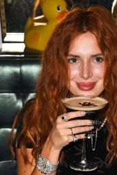Bella Thorne - Hosts DJ Set and Listening Party at Sugar Factory in Miami 03/11/2021