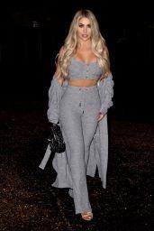 Bianca Gascoigne Night Out Style 03/21/2021
