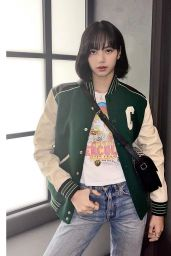 Blackpink  (Lisa) - CELINE 2021