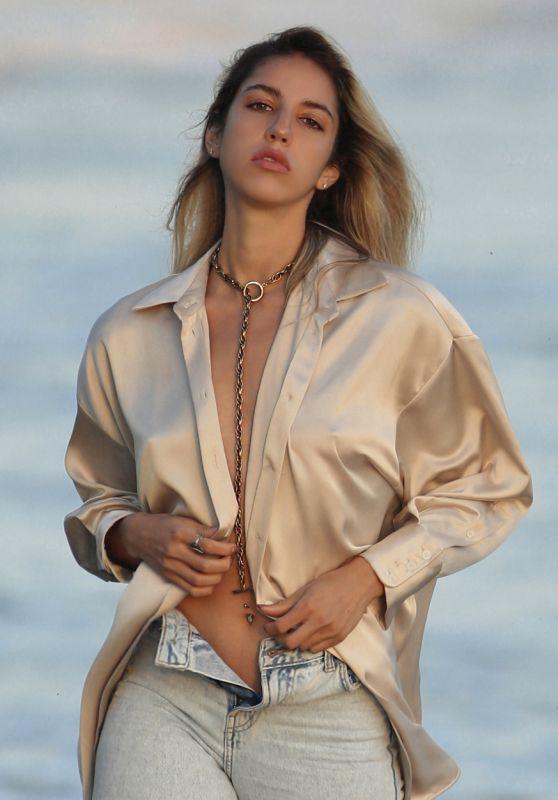 Bridgette Audrey - Photoshoot for 138 Brand in LA 03/10/2021