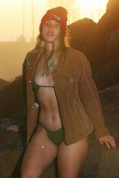 Bridgette Audrey - Photoshoot for 138 brand in Malibu 03/01/2021