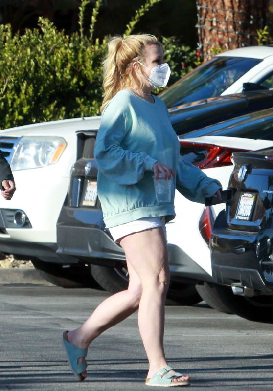 Britney Spears - Out in LA 03/16/2021