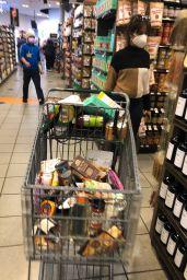 Camila Cabello and Shawn Mendes - Erewhon Market in LA 03/06/2021