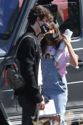 Camila Cabello and Shawn Mendes - Los Angeles 03/29/2021