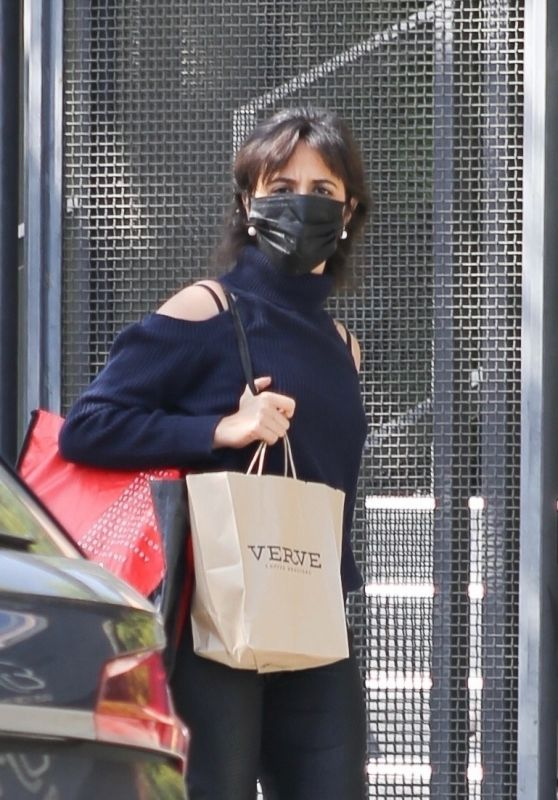 Camila Cabello - Verve Cafe in West Hollywood 03/20/2021